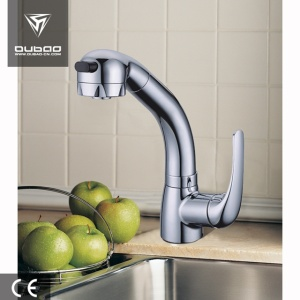 Table Top Single Handle Swivel Spout Mixer Tap