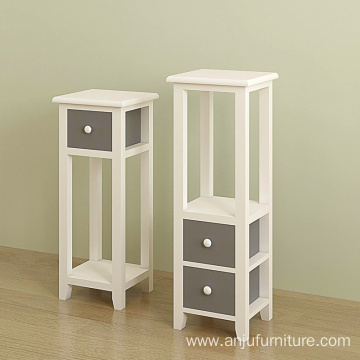 Customizable Utility Shelf Plant Display Stand 2/3/4 Tier Storage Rack Shelving