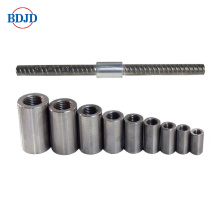 OEM for Metal Cylindrical Rebar Coupler Steel Bar Splicing Coupler Steel Bar Connecting supply to United States Factories