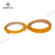 PVC high pressure spray hose yellow colour
