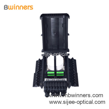 96 cores 16 Ports Fiber Access Terminal Closure Joint Closure Fiber Optic Splice Closure