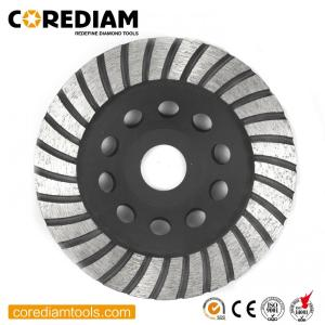 4.5 Inch Sinter Grinding Wheel with Turbo Segments