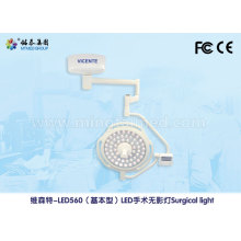 Discount Price for Surgical Light Hospital clinic shadowless lamp export to Ethiopia Importers