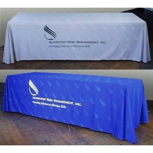 Custom Logo Printed Tension Fabric Table Runners