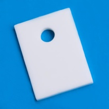 Good Quality for Square Refining Industrial Ceramic Plate Electrical 96 alumina ceramic substrate export to United States Supplier