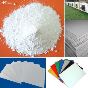 Composite Ca/Zn Stabilizers for PVC Board Panel Sheet