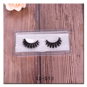 Private Label Custom Packaging 3D Mink False Eyelashes