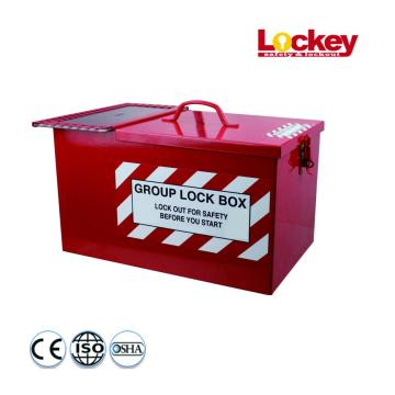 Combined Lockout Storage Group Lockout Box