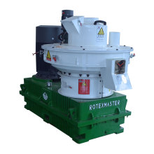 Centrifugal Vertical Ring Die Pellet Machine