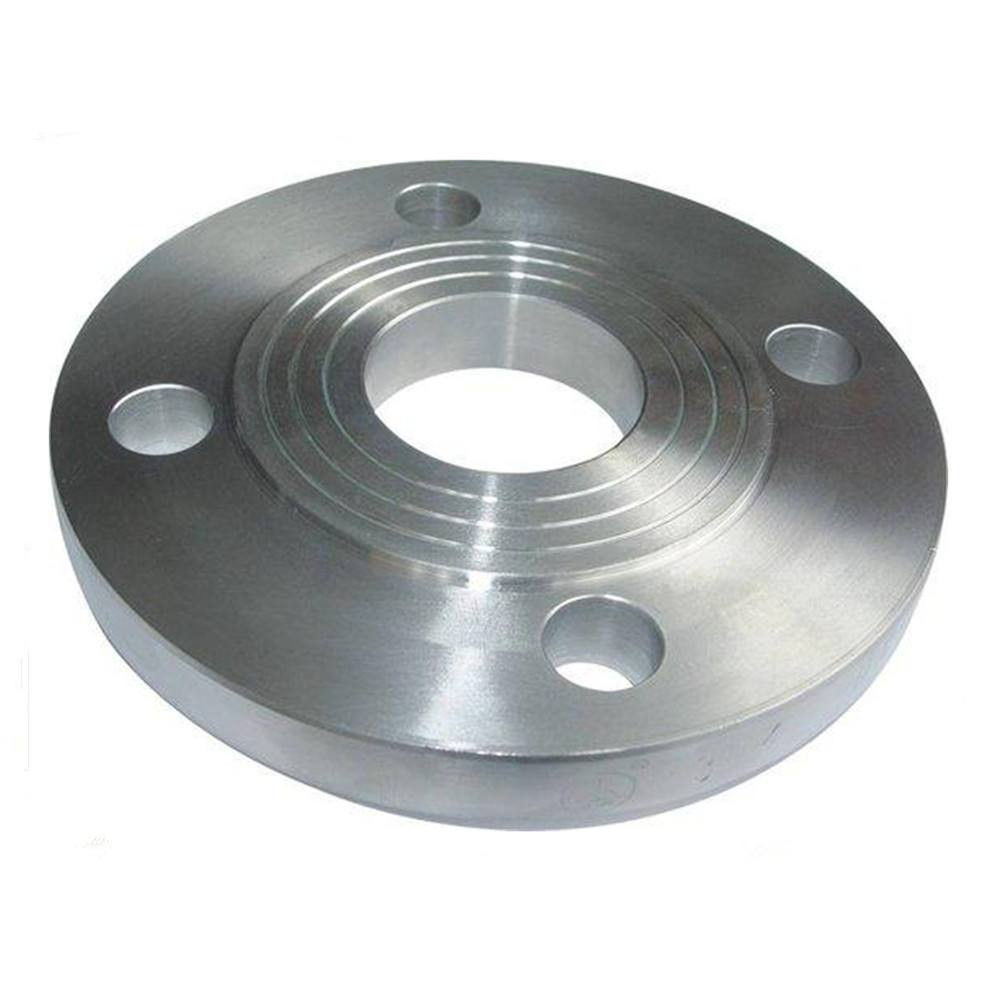 ANSI B16.5 4 inch class150 with DIN standard slip on raised face flange