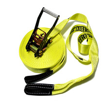 New Arrival for Slackline Kit Slackline Champion Sponsor Equipment Slackline Bros supply to Benin Importers