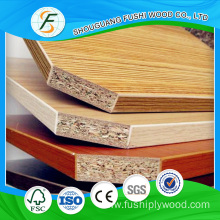 15mm Melamine Particle Board For Making Cabinets