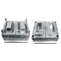 Customized plastic injection box mould