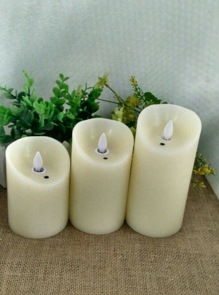 factory led candles
