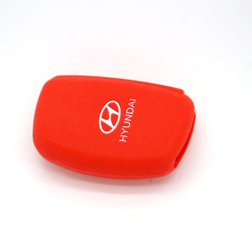 Silicone key fob case for Hyundai