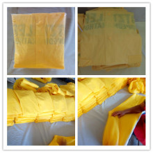 Purchasing for Adult PVC Raincoat Waterproof Pvc Uniform Rain Suits Raincoat supply to Italy Factory