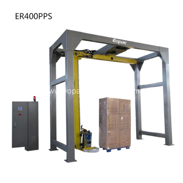 Overhead Rotary Arm Pallet Wrapping Machine