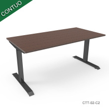China for Height Adjustable Desk Office Home Used Electric Adjustable Standing Motor Desk supply to Antarctica Factory