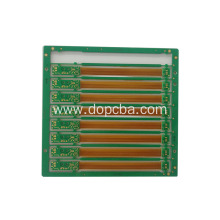 Immersion gold FPC cable rigid-flex PCB