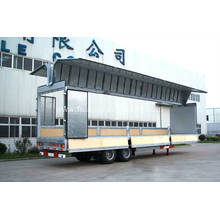 factory customized for Wings Open Truck,Wing Open Cargo Truck,Heavy Duty Open Wing Truck Manufacturers and Suppliers in China Wing Opening Vehicle Box Body Vehicle export to Guinea-Bissau Suppliers