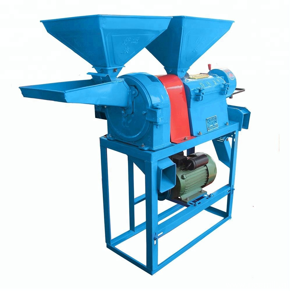 Automatic combine rice mill machine for sale