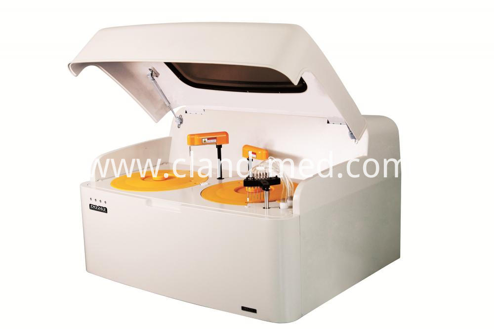 Fully-auto Biochemistry Analyzer