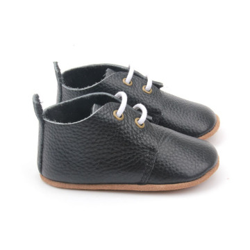Genuine Leather Wholesale Casual Oxford Children Shoes