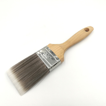 Bangladesh Popular varnish wooden handle paintbrush
