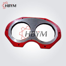 High Pressure Concrete Pump Wear Plate Cutting Ring