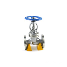 Best selling forged connection steel din y-pattern globe valve export products list
