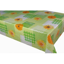 Pvc Printed fitted table covers 6' Table Runner