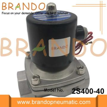 2S400-40 Air/Steam/Gas Solenoid Valves