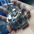 25mm aluminium tube clamp locking tube clamp u shape