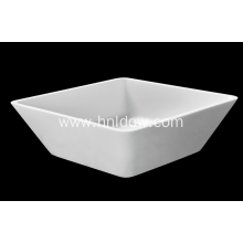 Stone resin PMMA countertop basin for bathroom