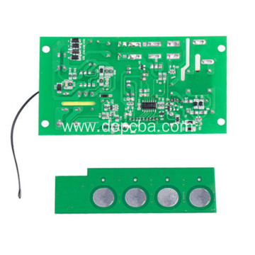 Custom Electronic PCBA board service Prototype PCB Assembly