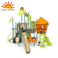 Rainforest Jungle Outdoor Playground Equipment For Children