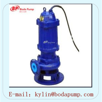 Vertical Submersible Sewage Pumps