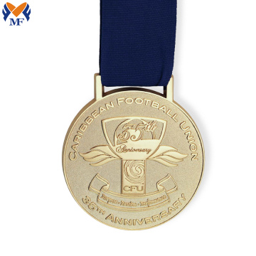 Custom design metal award gold medals