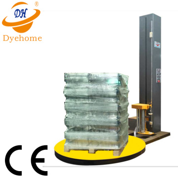 Dyehome semi-auto pallet wrapping machine