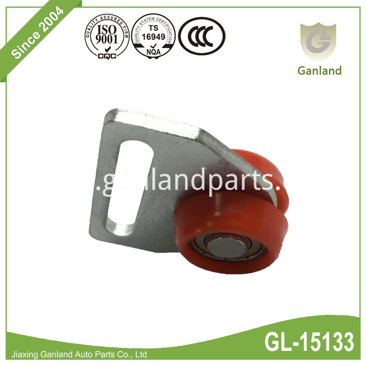 Red Tapered Wheel GL-15133