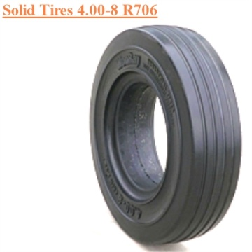 Forklift Solid Tire 4.00-8 R706