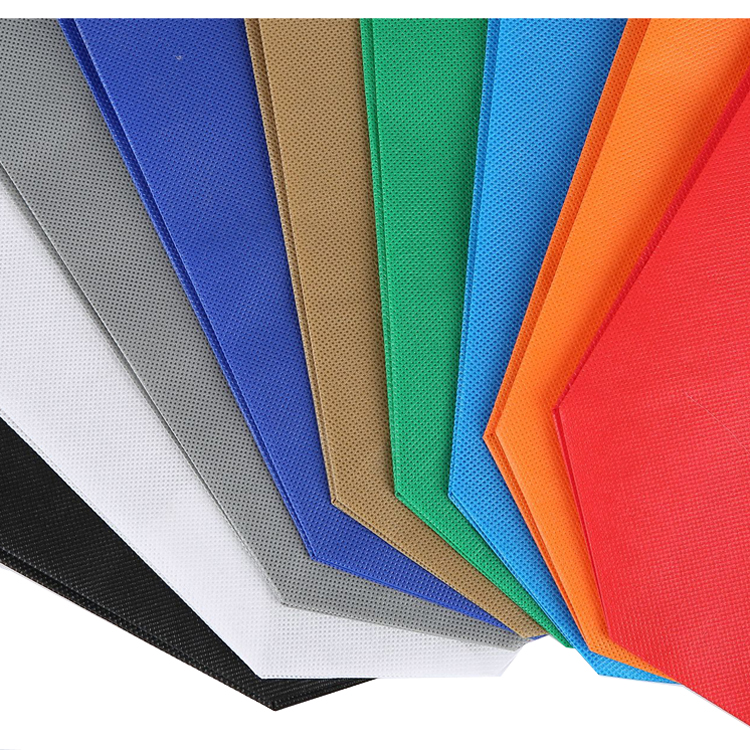 Colored Non Woven Totes