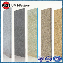 Best quality and factory for Exterior Insulation Board Exterior wall insulation board panels export to Portugal Manufacturers