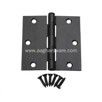 High Quality Concealed 3.5inch Rivet Head Door Hinges