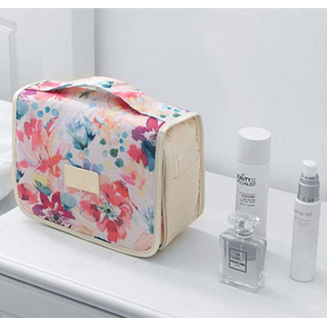 Promotion Travel Beauty Case  Organic Cosmetic Bag