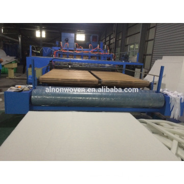 Polyester wadding production line