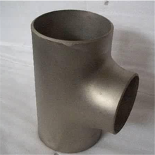 Straight Tee pipe fittings