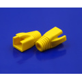 RoHS Compliant Colorful Network RJ45 PVC Connector Boot