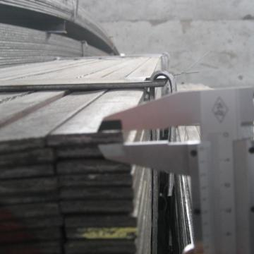 high carbon steel flat bar