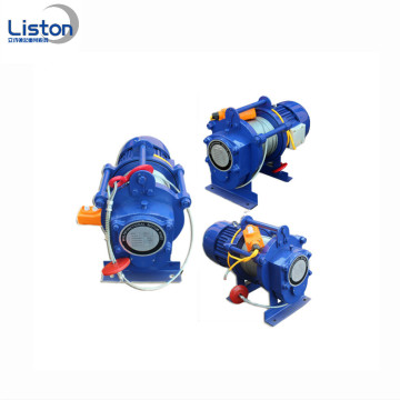 Fast Line Speed Electric Winch for Construction